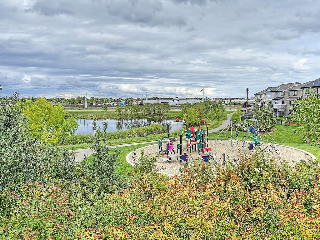 Airdrie morningside playground